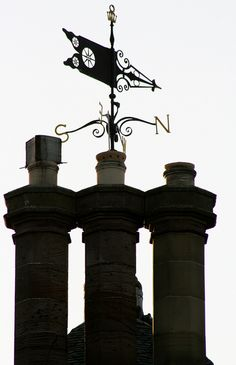 Castle Weathervane