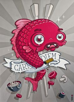 CARPE DIEM on Behance