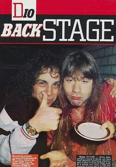Legends: Ronnie James Dio & Bruce Dickinson