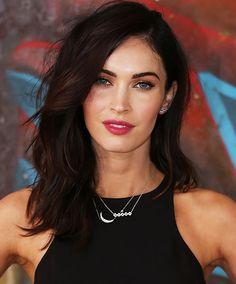 News: Megan Fox Goes Shorter; Bold Eye Makeup for Spring   Daily Makeover