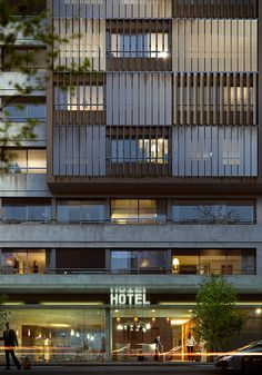 Hotel in Montevideo - 3d Visuals on Behance