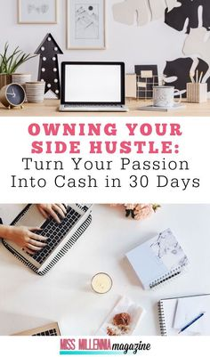Owning Your Side Hustle: Turn Your passion Into Cash in 30 Days Make Quick Money, Make Money From Home, Way To Make Money, Make Money Online, Making Extra Cash, How To Find Out, How To Make, Business Tips, Online Business