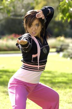 Brenda Song in Wendy Wu: Homecoming Warrior Despite this she really is a black belt in Taekwondo http://hubpages.com/sports/Beautiful-But-Deadly-3-TV-and-Movie-Actresses-Who-Could-Hurt-You
