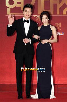 Ryeowon Jeong @ SBS Drama Awards