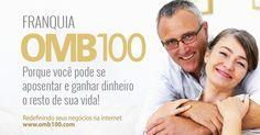 Franqueados - Material de Divulgação | Afiliado | OMB100