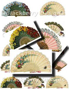 Collage Sheets, Tissue Paper, Scrapbook Paper, Cardstock, Decoupage Paper, Paper Supplies, Paper Collage, Ephemera Fans, DA107 on Etsy, $3.99