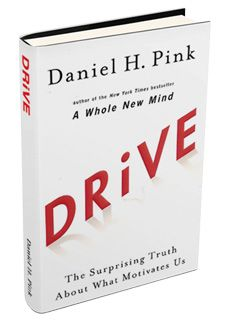 Win A Signed Copy of Daniel Pink's Drive