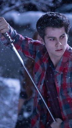 stiles stilinski teen wolf season 3b Dylan O'Brien