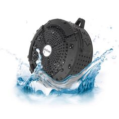 [[ Deal ALERT! ]] Check out the Photive Rain WaterProof Portable Bluetooth Shower/Outdoor Speaker. It is rated IP65 waterproof so you can enjoy this in your pool party or even in your own shower. Grab one now while it's sold at 60% OFF, from $49.95 to only $19.94! | Brought to you by Best Buy Portable Speakers (www.pinterest.com/bestbuyspeakers/)