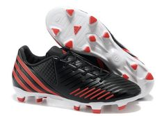size 40 22e1c 3a983 Adidas Predator LZ TRX FG Soccer Shoes Chaussure De Foot, Rouge, Chaussures  De Football