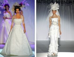 Barcelona Bridal Week 2012