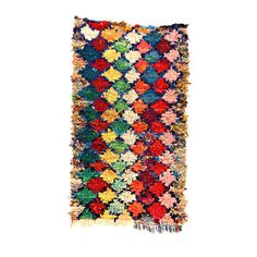Tulipa Rug 165x97, 370€, now featured on Fab.