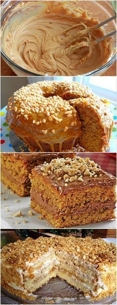 BOLO DE AMENDOIM AMOOO ❤️ VEJA AQUI>>>Preaqueça o forno em temperatura média (180°C) Unte e enfarinhe uma fôrma de furo central grande (25 cm de diâmetro) #receita#bolo#torta#doce#sobremesa#aniversario#pudim#mousse#pave#Cheesecake#chocolate#confeitaria