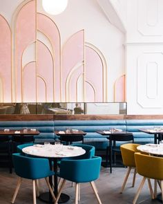 10 of Toronto's best designed restaurants VV Magazine #restaurantdesign