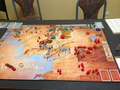 Boardgames: War of the Ring