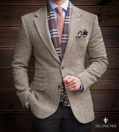 Sophisticated Gentleman #SIGNORI.