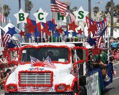 Memorial Day Parade Float Ideas