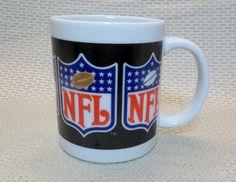 National Football League Coffee Mug NFL Cup