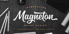 Magneton font download