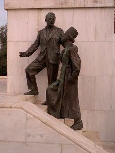 Freedom memorial, Nicosia, Cyprus