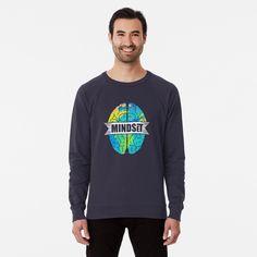 'travel mindset' Lightweight Sweatshirt by mikenotis Travel Design, Cat Shirts, Pet Clothes, Hoodies, Sweatshirts, Mindset, Vintage Inspired, Graphic Sweatshirt, Dog