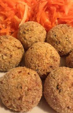 Polpettine di tonno e ricotta al forno Ricotta, Muffin, Breakfast, Oven, Morning Coffee, Cupcakes, Muffins, Morning Breakfast