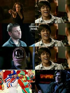 Sksksk Familia Winchester, Sam Winchester, Mental Problems, Supernatural Memes, Super Natural, Castiel, Series Movies, Teen Wolf, Hunters
