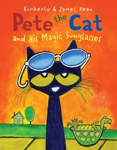 BOOK DETAIL :: Pete the Cat and his magic sunglasses