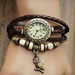Women's Watch Flower Bracelet Alloy Band Cool Watches Unique Watches Fashion Watch 2016 - $4.99