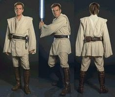 The Funky Seamstress: Matthew's Jedi Costume - Simplicity 5840