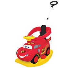Disney Pixar Cars 2  4in1 Ride On  Lightning McQueen