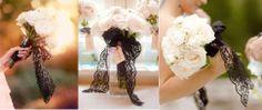 Casamento preto e branco