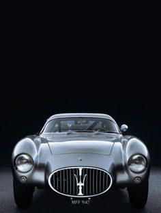 1954 Maserati A6 GCS/53 Berlinetta