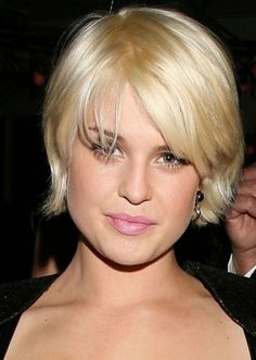 another growing out hair idea, short hair