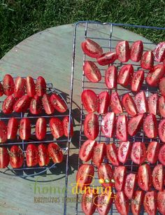 Sun-dried tomatoes HomeDining home-made pure delicacies facebook.com/homedining info at budapesthomedining dot com