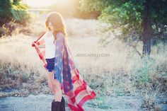 Happy 4th of July :: Senior Portrait Photographer