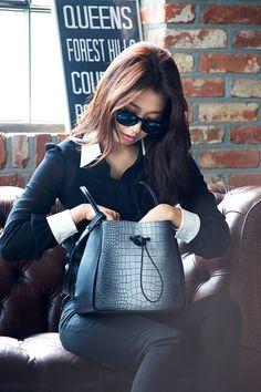 Park Shin Hye | BRUNOMAGLI