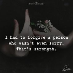 I Had To Forgive A Person - https://themindsjournal.com/i-had-to-forgive-a-person/