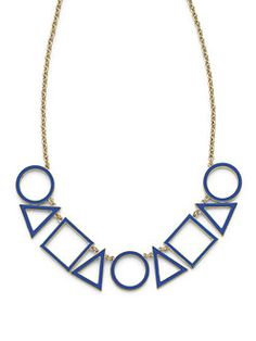 Love this necklace.  Wear it on one side showing the orange or wear it on this side showing the blue.  GREAT item to add to your wardrobe for this Spring/Summer Season.  www.cookielee.biz/marciabrennan