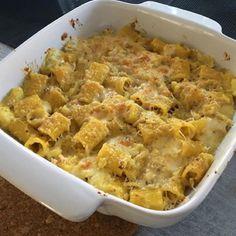 Ricetta Pasta gratinata con cavolfiore - La Ricetta di GialloZafferano