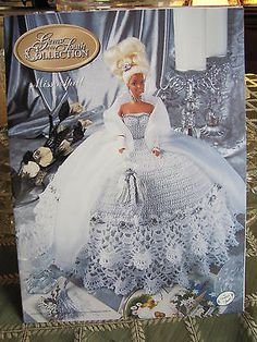 Miss April Crochet Pattern Gems of the South Collection for Barbie Doll