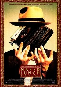 Poster for ''Naked Lunch''.