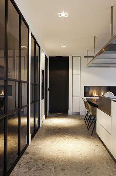 Van Leeuwen Natuursteen - Modern wonen interieur - Hoog ■ Exclusieve woon- en tuin inspiratie.