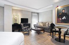 Suite hôtel, chambre hôtel luxe Barcelone, Claris Hotel DELBY HOTELS