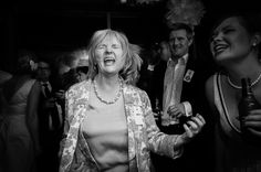 Lara Luz in Australia rocked this mother of the groom air guitar shot!
