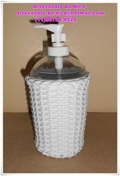 Kit bebê-Porta alcool gel ou sabão líquido