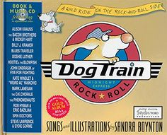 Dog Train: A Wild Ride on the Rock-and-Roll Side  Dog Train A Wild Ride on the Rock and Roll Side