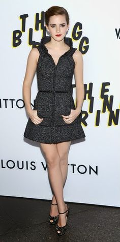 Emma Watson in Chanel. Love this look! mr