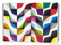 geometric two from Kapitza.  Book photography by Yeshen Venema