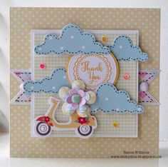 Craftwork Cards Blog: Thank You